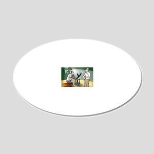 Pi_79 Interrogation (20x16 C 20x12 Oval Wall Decal