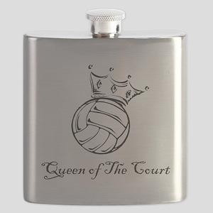 vball queen Flask