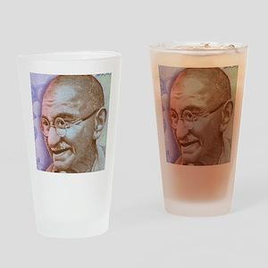 Gandhi Drinking Glass