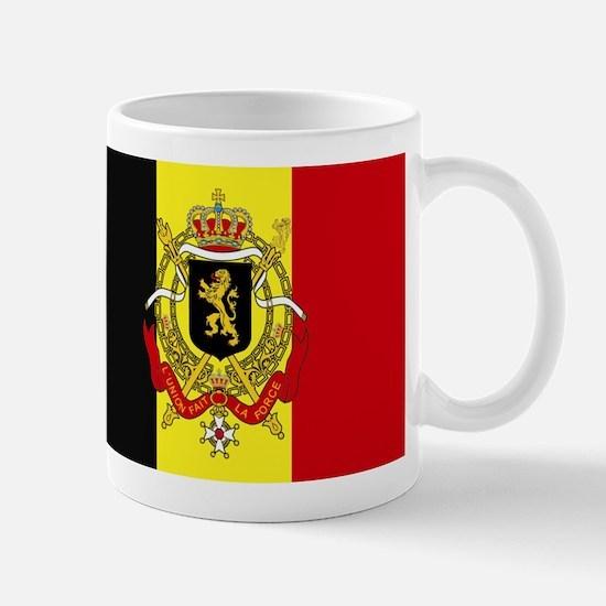 Belgium w/ coat of arms Mug