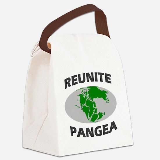 reunitepangea2 Canvas Lunch Bag