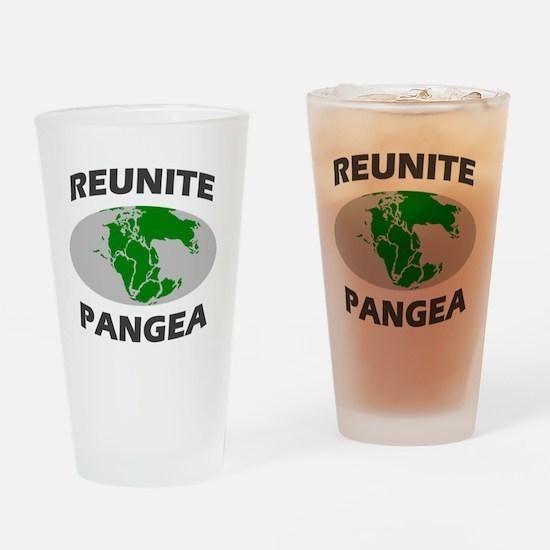 reunitepangea2 Drinking Glass