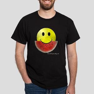 smileywatermelon811friendly big Dark T-Shirt