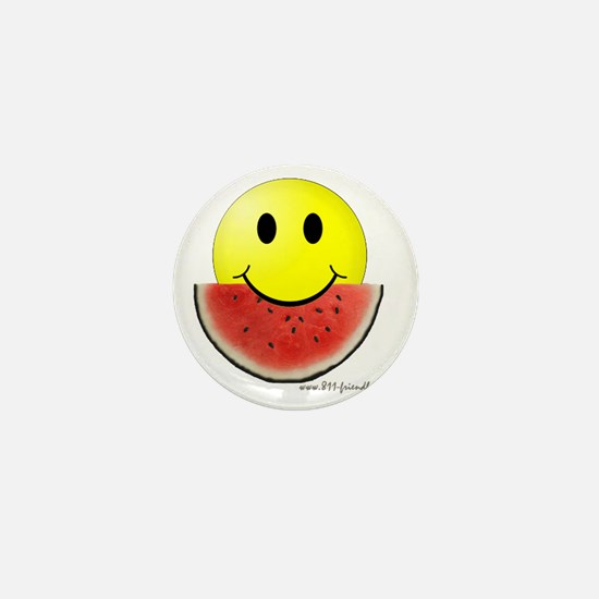 smileywatermelon811friendly big.gif Mini Button