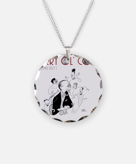 Cole Porter CD Cover Hirschf Necklace