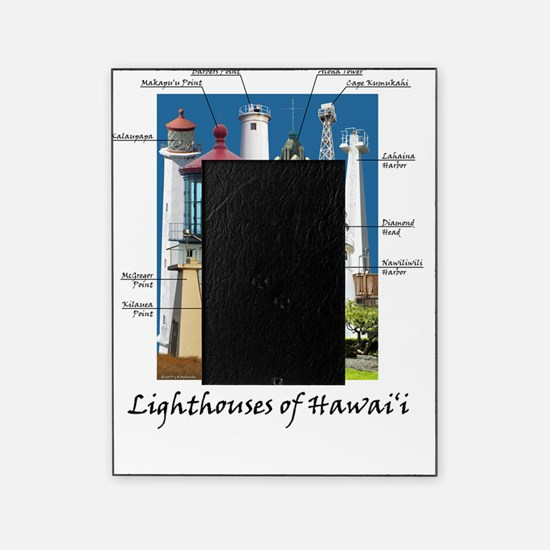 Hawaii mini poster 12x18 Picture Frame