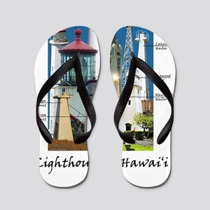 Hawaii mini poster 12x18 Flip Flops