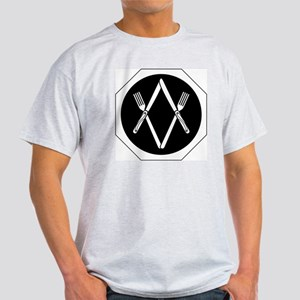 Fork and Knife Light T-Shirt