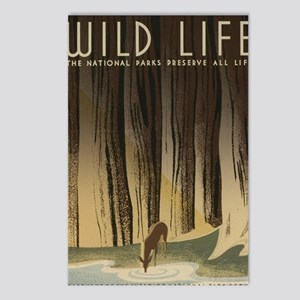 wild_life Postcards (Package of 8)