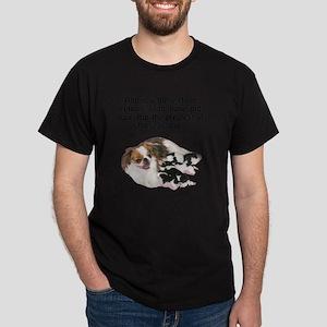 LucyNurs2TRANQuote Dark T-Shirt