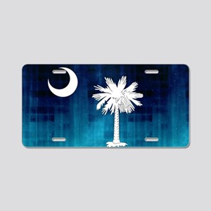 11x17_print Aluminum License Plate