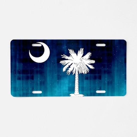 11x17_print Aluminum License Plate