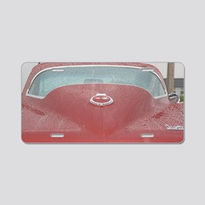 IMG_4017 Aluminum License Plate