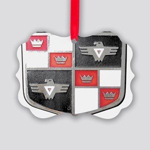 Studebaker Champion Emblem Picture Ornament