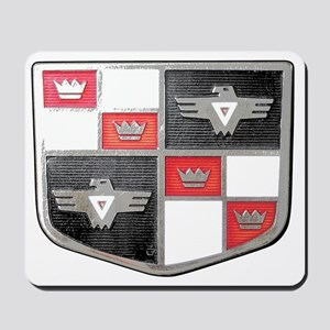 Studebaker Champion Emblem Mousepad