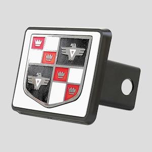 Studebaker Champion Emblem Rectangular Hitch Cover