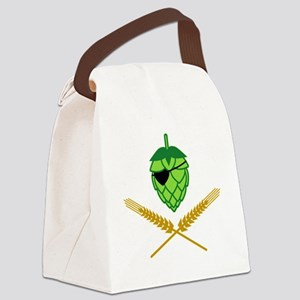 w3-4 Canvas Lunch Bag