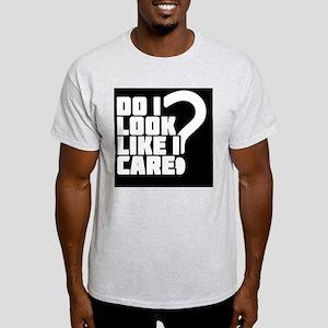 care_black Light T-Shirt