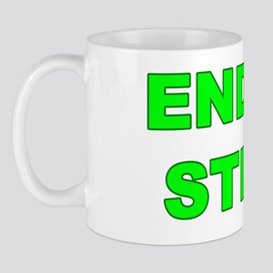 End the stigma Mug