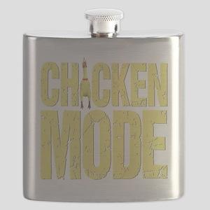 Chicken Mode (Yellow) Flask