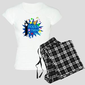 HappyNewYear Women's Light Pajamas