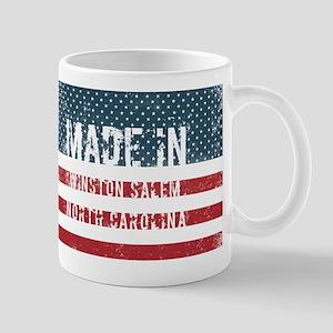 Made in Winston Salem, North Carolina Mugs
