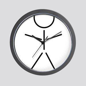 pull yourself Wall Clock