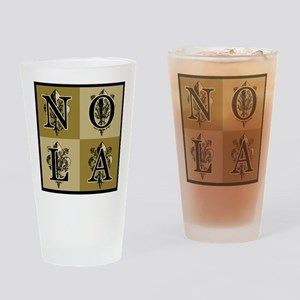 AntiqFleurGsqB460ip Drinking Glass