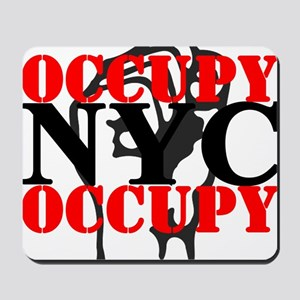 OccupyNYC Mousepad