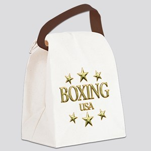 BOXING Canvas Lunch Bag