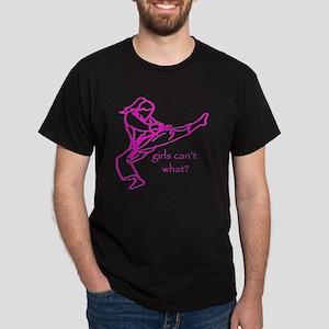 girlscantwhat Dark T-Shirt