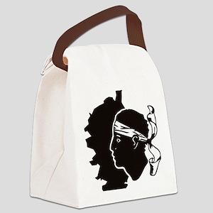 testa mora 5 Canvas Lunch Bag