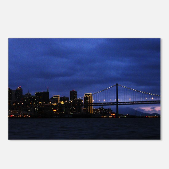 CityLights Postcards (Package of 8)