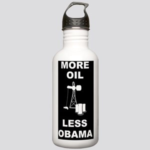 anti obama more oild Stainless Water Bottle 1.0L