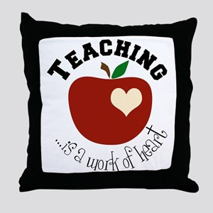 Teaching Throw Pillow