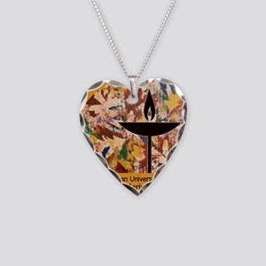 sally chalice Necklace Heart Charm