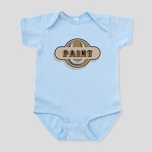 American Paint Horse Infant Bodysuit