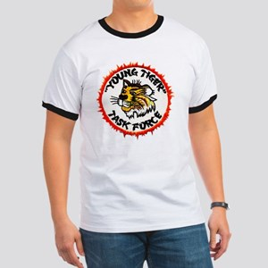 Yellow River Young Tigers Ringer T