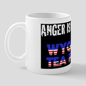 WYOMING TEA PARTY YARD SIGN Mug