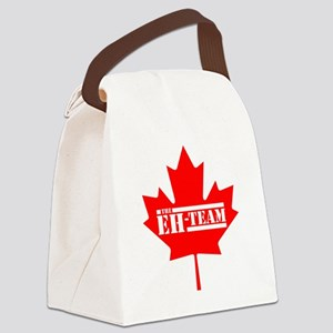 ehteam Canvas Lunch Bag