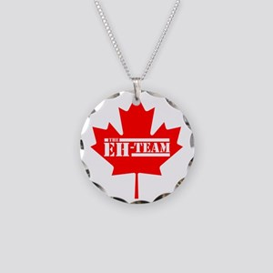 ehteam Necklace Circle Charm