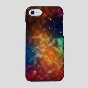 Universe scene dusts nebula cl iPhone 7 Tough Case