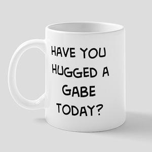 Hugged a Gabe Mug