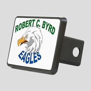 RobertCByrdEaglehead Rectangular Hitch Cover