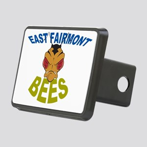 EastFairmontbees Rectangular Hitch Cover