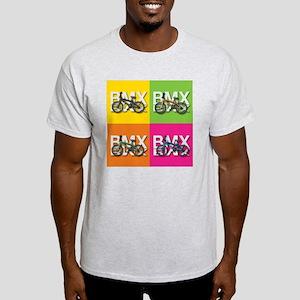 BMX Bikes Keepsake box Light T-Shirt