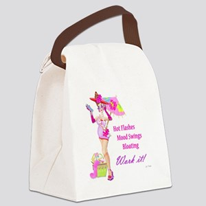Miss Bitch Canvas Lunch Bag