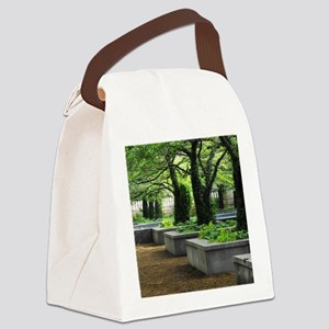 art institute Canvas Lunch Bag