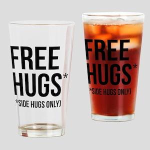 HugsLight Drinking Glass