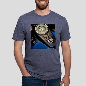 Gas Tank Mens Tri-blend T-Shirt
